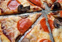 El mundo de las pizzas