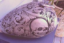 skull bol