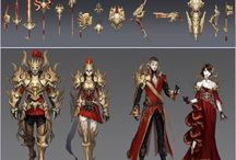Character Design - Armor