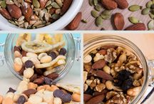 Trial Mixes / Healthy and indulgent trial mixes
