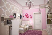 Girl Room / by Kim Perez Olivito