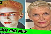 80's Stars Then And Now - Stars You Won't Recognize Today Then And Now