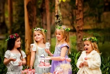 Photoshoot idea- alice in wonderland/forest tea party