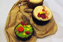 Project Cupcakes / Some examples of the creations imagined in our Project Cupcake program.