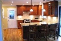 Kitchen Ideas / by Rebecca Wong