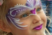 Maquillage Sirene Enfant
