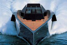 Superyachts, powerboats and sailing beauties