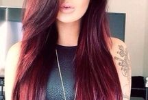 Hair colours / I want!