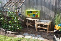 jeux enfants jardin