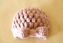 Baby Hat Patterns, Crochet and Knit