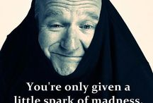 Robin Williams / This is dedicated to Robin Williams