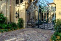 Gates around my White Castle