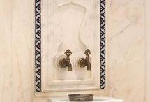 Hamam bathrooms