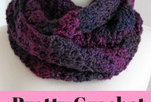 project crochet cowl