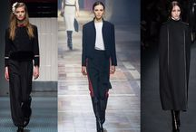 TRENDS: Autumn winter 2015/2016 / Key seasonal trends for Autumn/Winter 2015