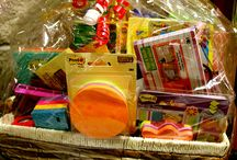 Tricky Tray / Basket Raffle Ideas / by Cecily Hill