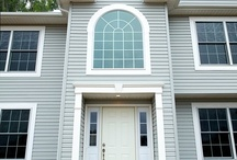 The Jamestown Exterior / by Wayne Homes