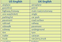 British/American