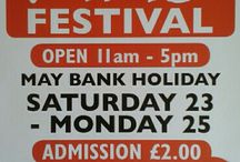 Mentmore Arts Festival 2015 / A fabulous bank holiday weekend of art!