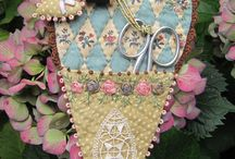 Cross stitch and Embroidery / by Petra McGowan