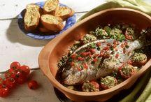Römertopf Fisch