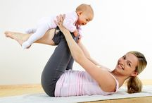 Post baby work out tips