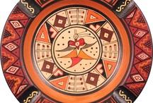 Этнический орнамент в дизайне