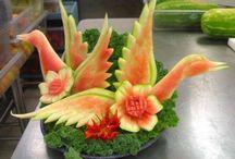 飾り切り( decorative cut )