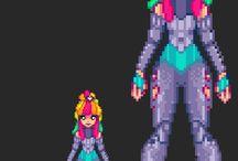 Pixel Art / by Janaína Galhardo