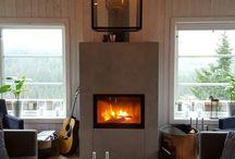 Mountain home Tuddal, Gaustadtoppen / Nordic design. Norwegian mountain home, cottage