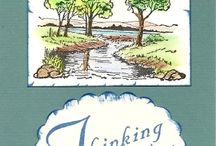 Scenic Stamping/ Scenes