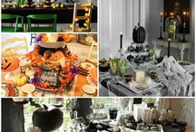 Halloween Craft – You Create A Festive Table Decorations
