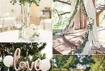 Greenery Wedding Inspo