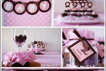 Baby Girl's Party / Ideas for my little princess Giullia