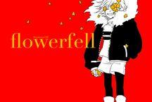 flowerfell / underfell