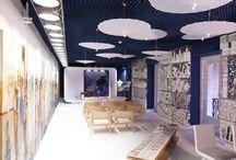 EFIMERO 03_PRIMER PREMIO CASA DECOR 2014 / Espacio diseñado para la exposición de interiorismo CASA DECOR 2014 y ganador del PRIMER PREMIO del JURADO al mejor espacio. Uso: Auditorio y sala de muestras