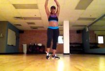 Zumba aerobik step