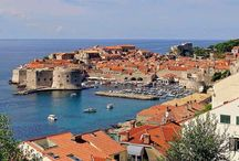 Dubrovnik / Dubrovnik, Stadt in Dalmatien, Kroatien