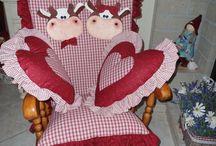 potahy na židle, židličky