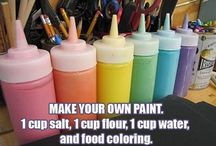 Your own paint