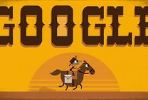 Google Doodles: Something To Do / by Joanne Boyse