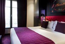 TRAVEL ♥ PARIS HOTEL / by Sarah Wu