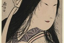 Okubi-e. Big heads in Japanese Prints. / Some of the finest examples of big-head portraits (okubi-e) in the field from the world of Ukiyo-e.