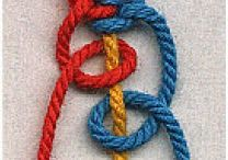 friendship bracelets :) / Emily and i only