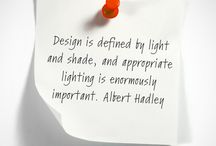 Light quotes / Some times inspirational, sometimes funny, always about light