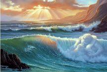 Deniz panosu