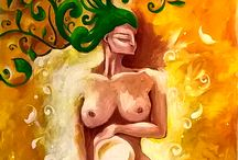 Maryam Kovanen's Art