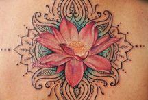 indische Tattoos