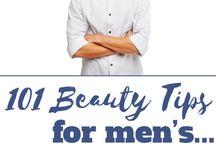 Beauty Hacks&Hair For Men