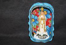 Altar para Santos